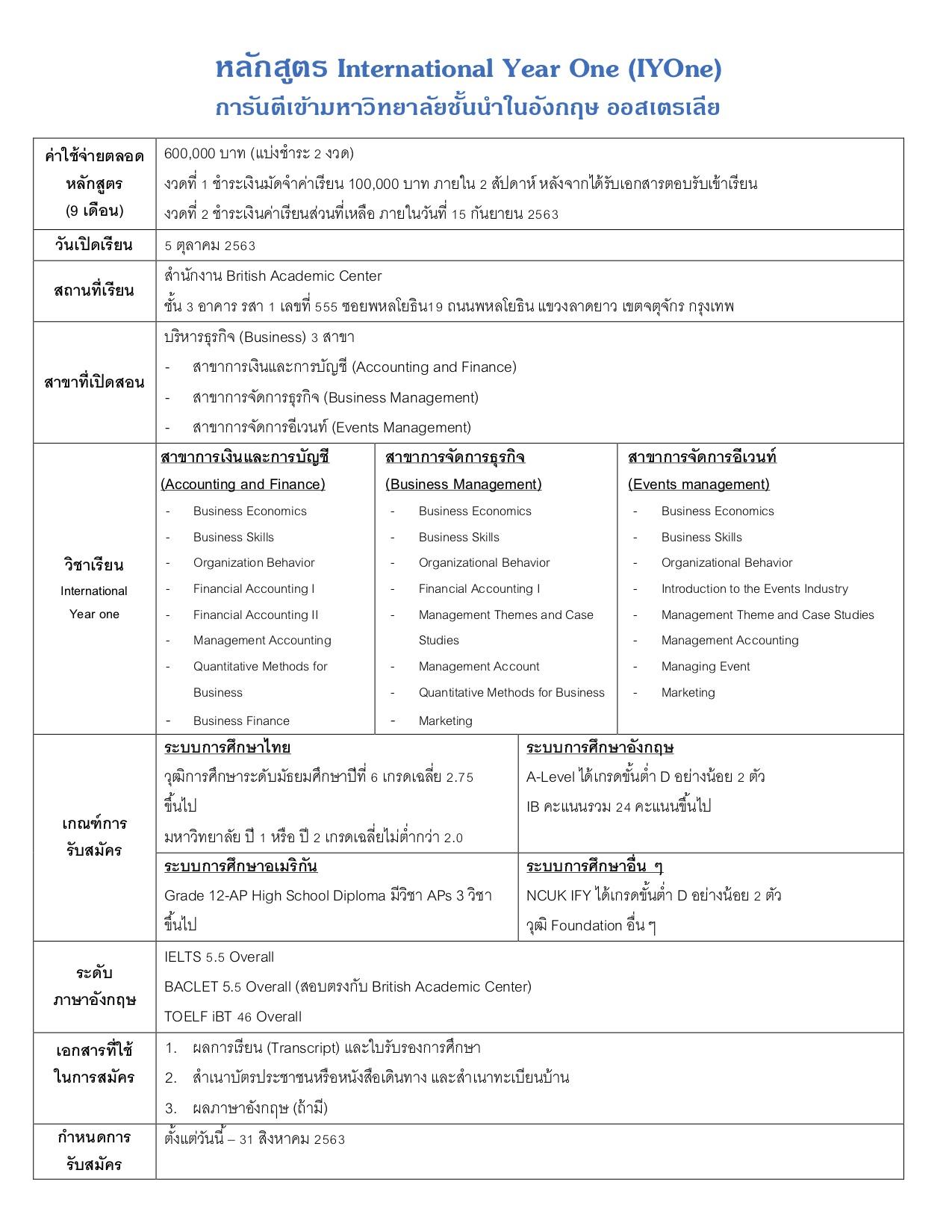 IFY Information-2